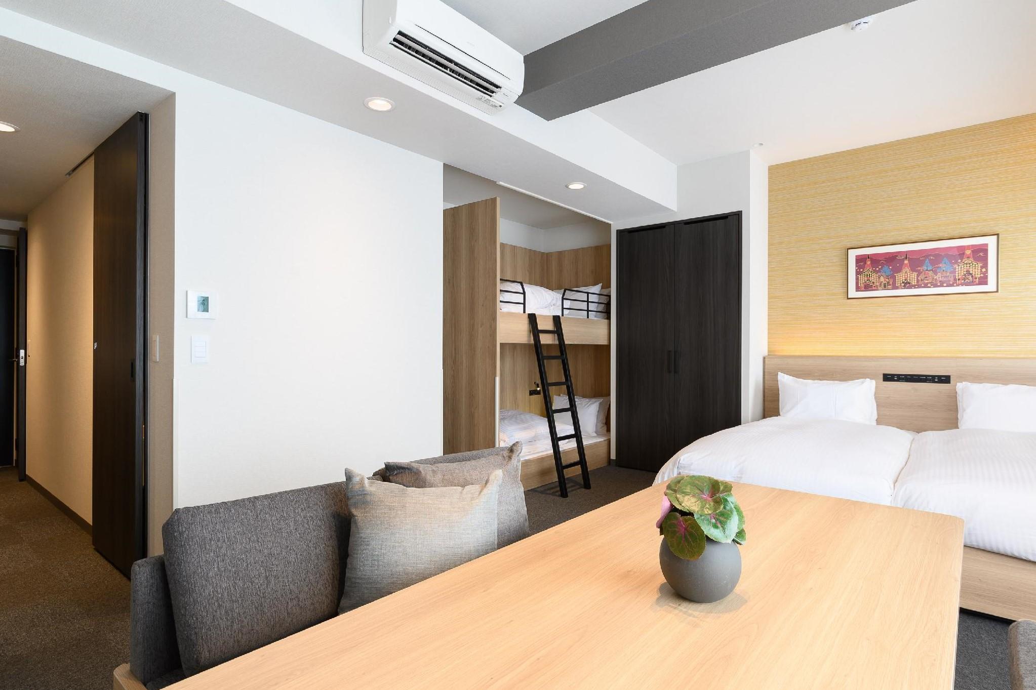 MIMARU 京都烏丸御池NORTH 西式公寓
