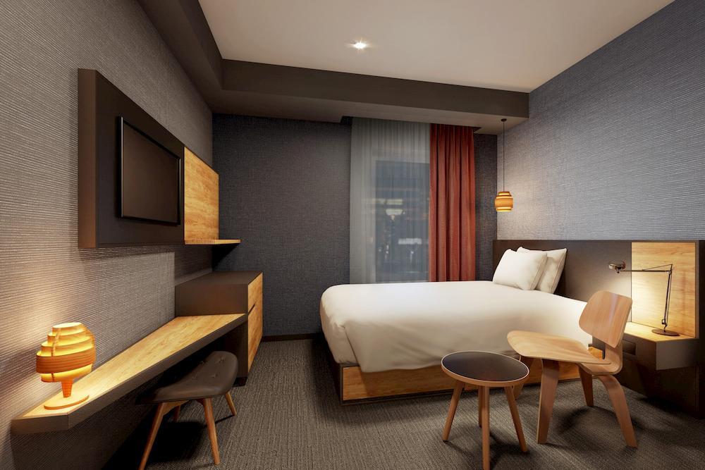 上野 Resol 酒店 雙人房