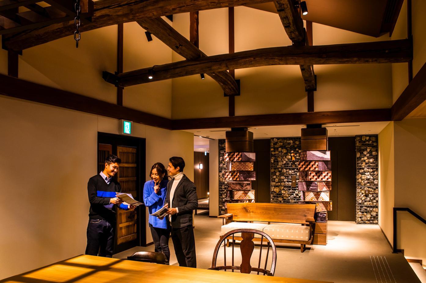 箱根強羅英迪格酒店 大堂