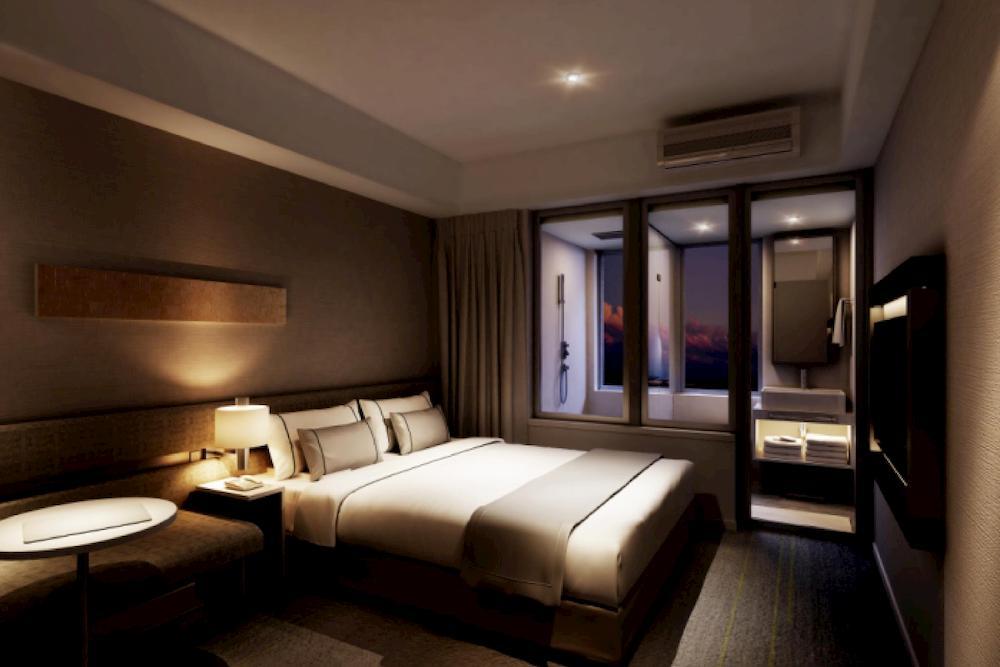 Hotel Villa Fontaine Grand Haneda Airport 雙人房