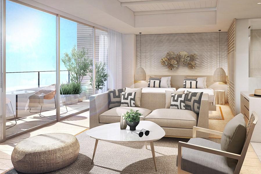 MALIBU HOTEL Marina View Suite