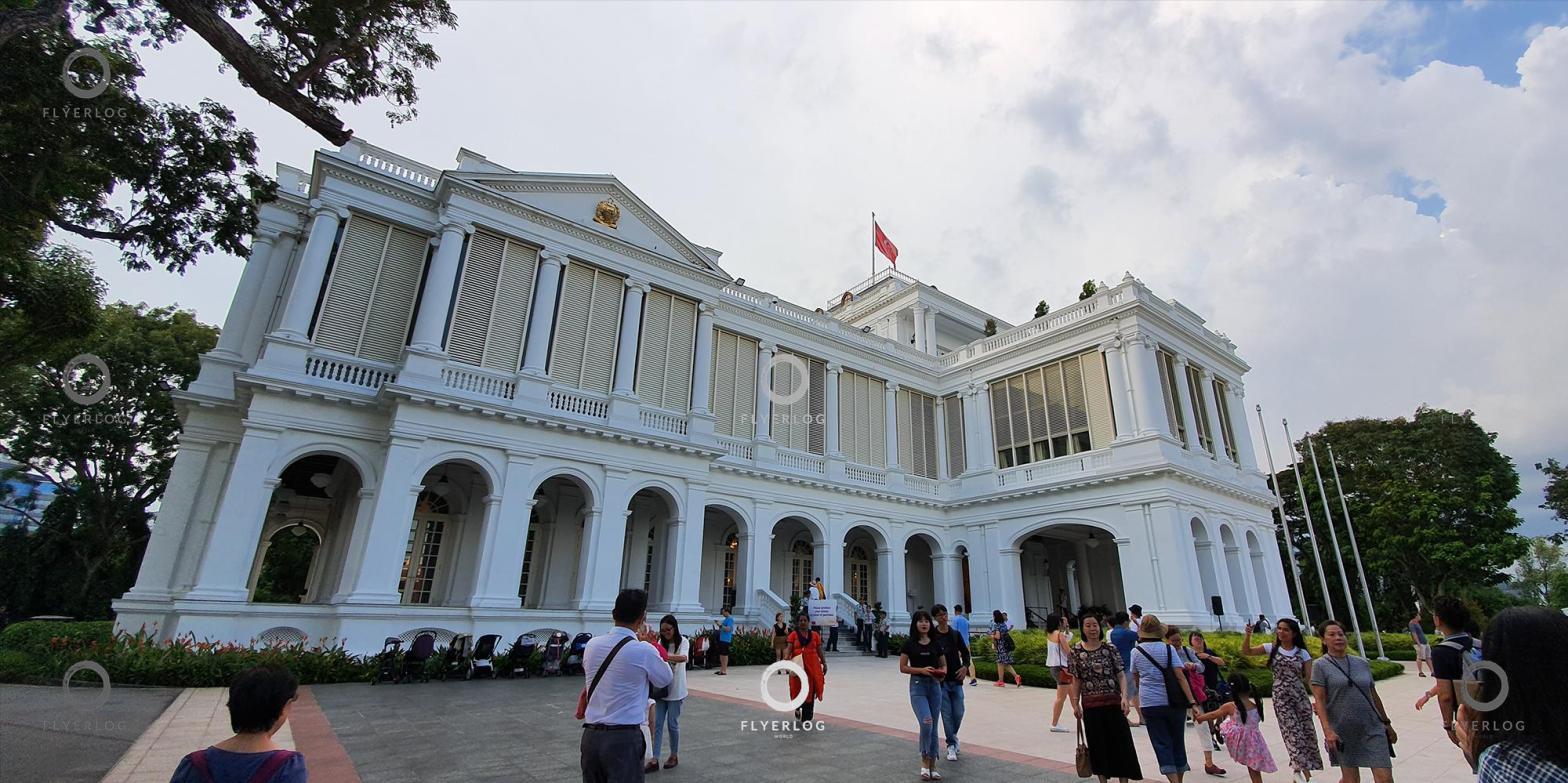 新加坡總統府 The Istana