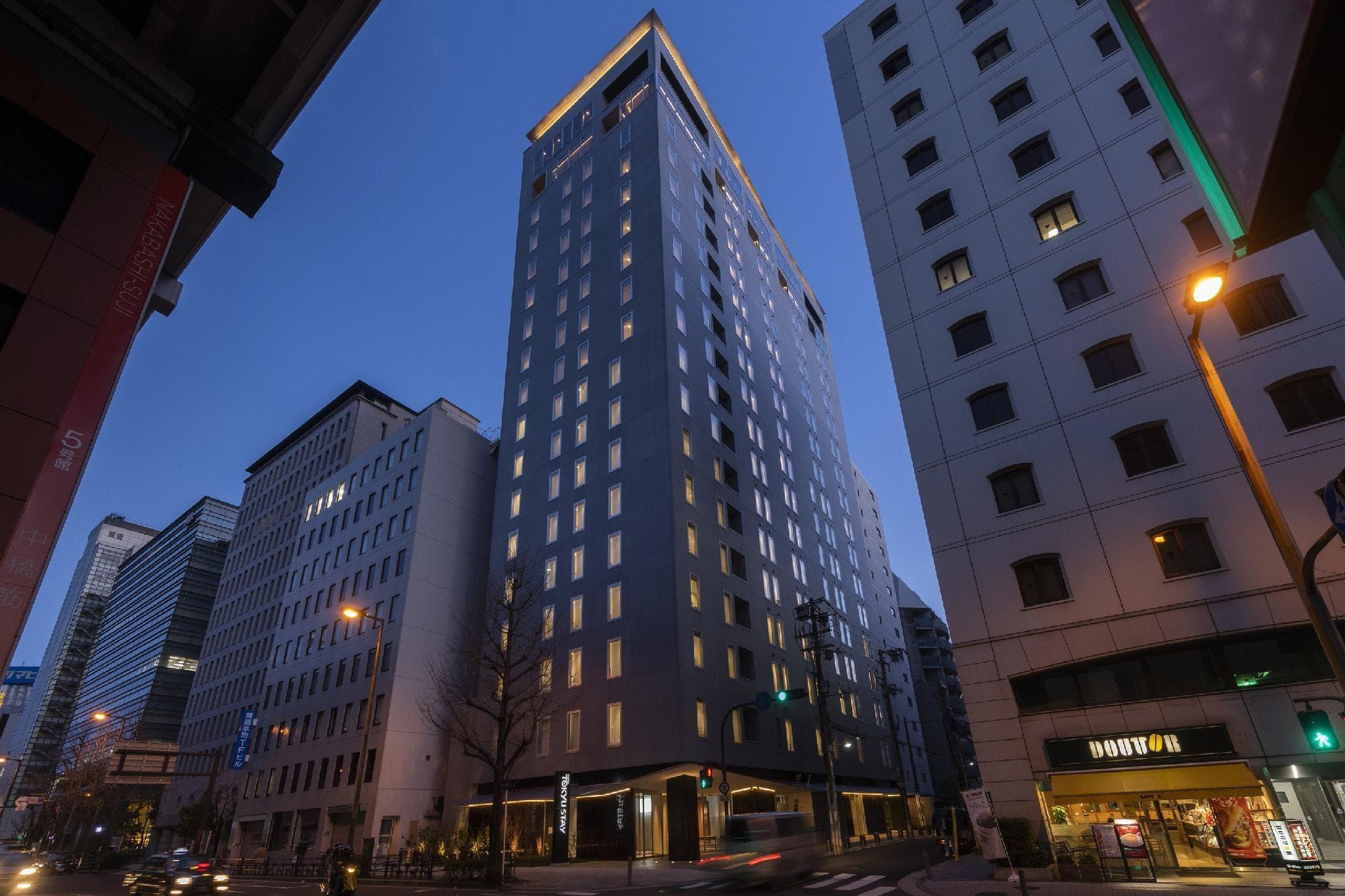 東急 Stay 大阪本町
