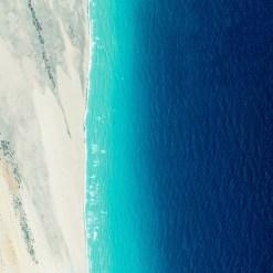 Village of El Hur, coastline of Somalia