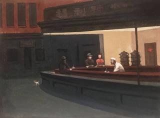 "Interpretation of Edward Hopper's ""Nighthawks"" (1942)"