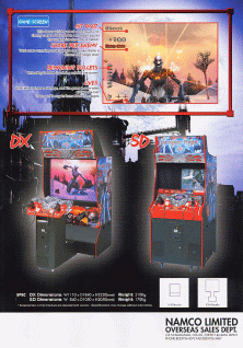 The Arcade Flyer Archive  Video Game Flyers Vampire