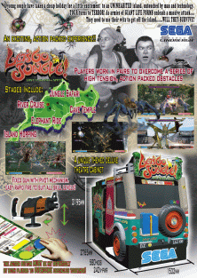 The Arcade Flyer Archive Video Game Flyers Let S Go