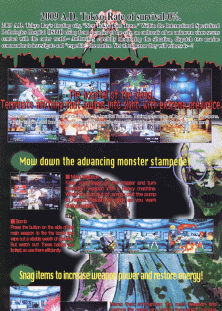 The Arcade Flyer Archive Video Game Flyers Beast
