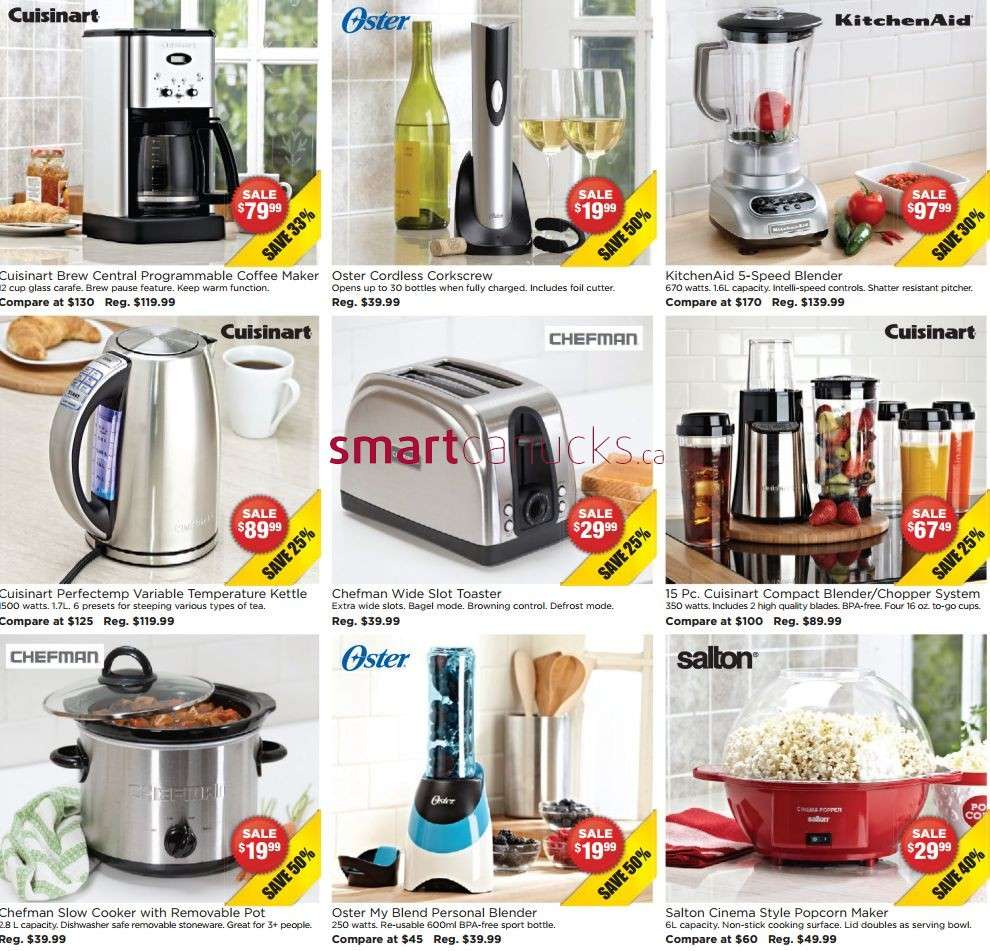 Kitchen Stuff Plus flyer October 17 to 27