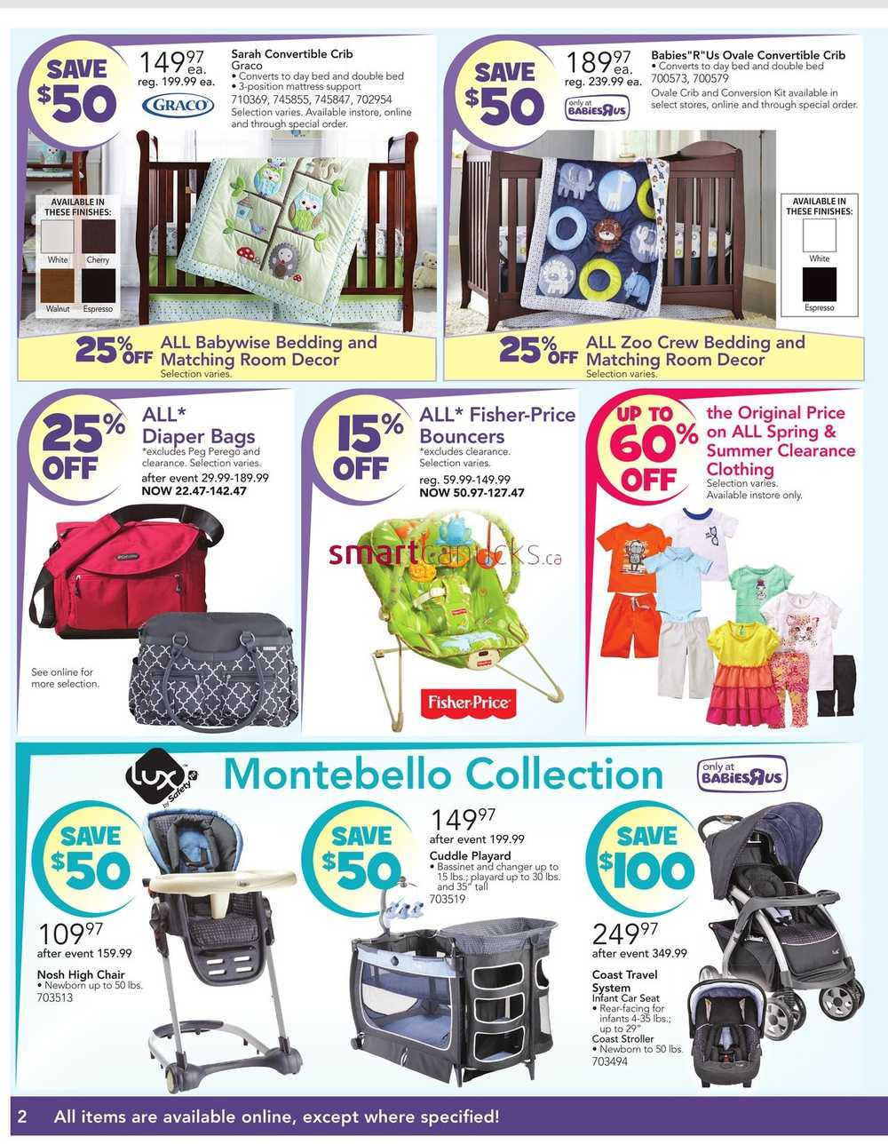 babies r us canada high chair yellow bean bag toys flyer july 18 to 27 simplified view more flyers