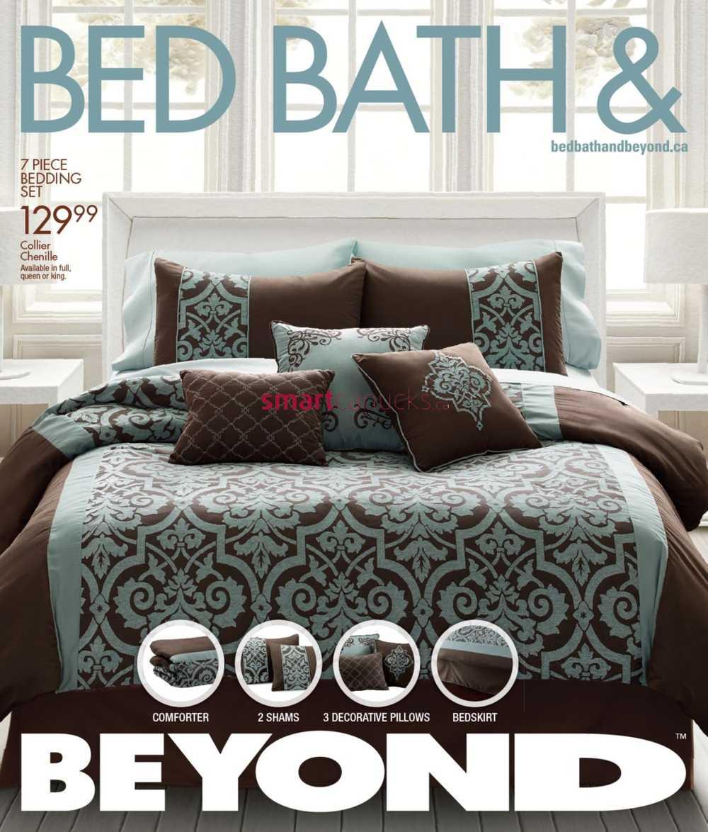 Bed Bath  Beyond September Catalog