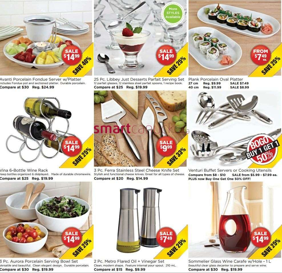 Kitchen Stuff Plus flyer Oct 18 to 28