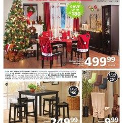Jysk Dining Room Chair Covers Red Side Flyer December 12 To 18 View Single