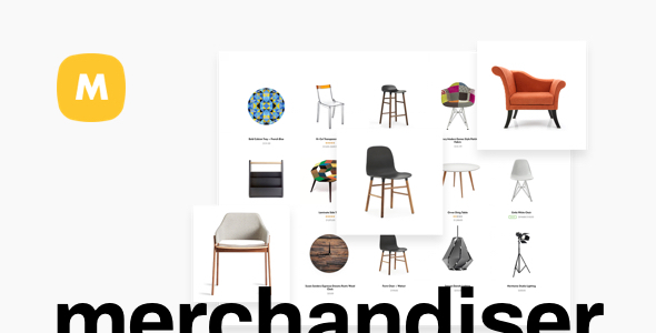 Merchandiser – Contemporary, Dazzling Online Store Theme for WooCommerce – WP Theme Download