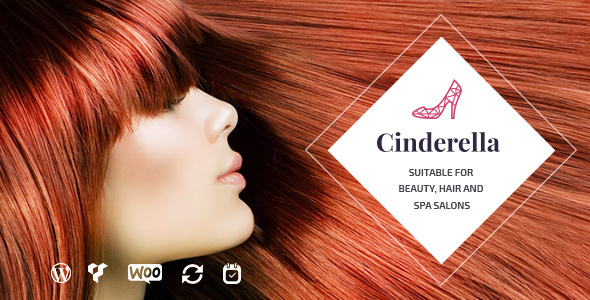 Cinderella – Elegance and SPA Theme – WP Theme Download