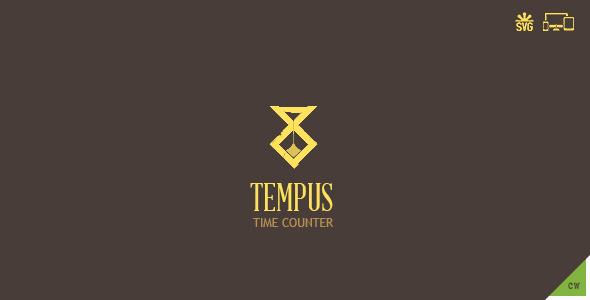Tempus – SVG Piquant Countdown – Mega Bundle – PHP Script Download