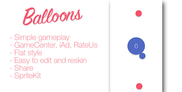 Balloons – PHP Script Download