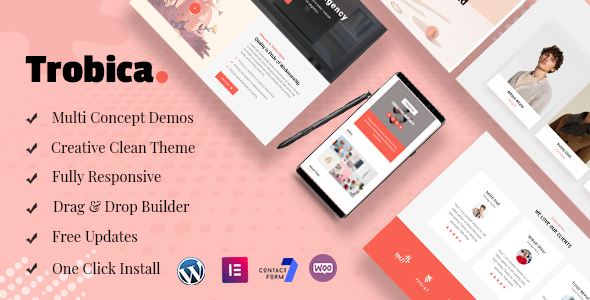Trobica – Multi Unbiased WordPress Theme – WP Theme Download