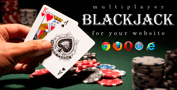 Multiplayer BlackJack – Online On line casino Sport – PHP Script Download