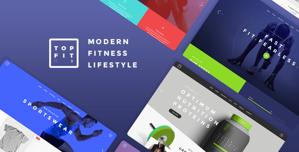 TopFit – Properly being and Fitness center Theme – WP Theme Download