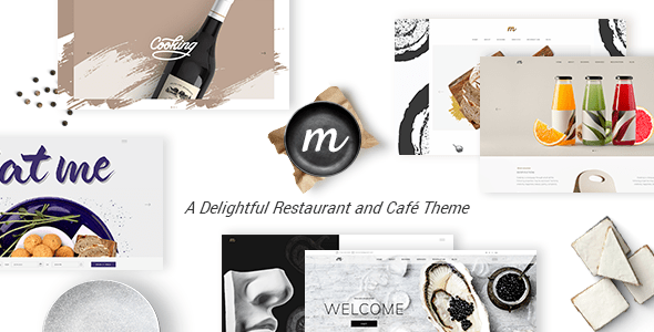 Morsel – Scrumptious Restaurant and Café Theme – WP Theme Download
