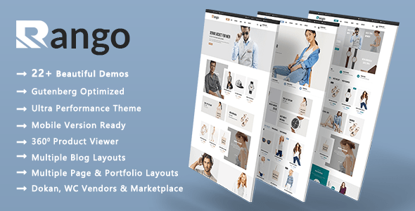 Rango | Dapper Vogue WooCommerce WordPress Theme – WP Theme Download