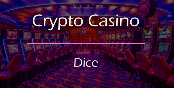 Cube Game Add-on for Crypto On line casino – PHP Script Download