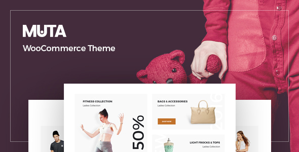 Muta – Dapper, Multi-Reason Responsive WooCommerce WP Theme – WP Theme Download