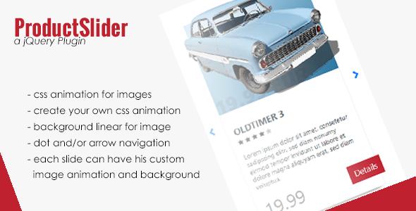 Product Slider – PHP Script Download