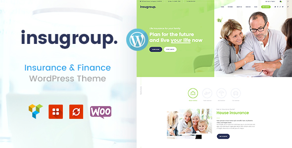 Insugroup | A Orderly Insurance coverage & Finance WordPress Theme – WP Theme Download
