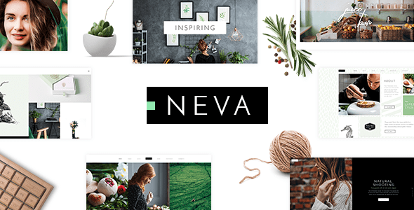 Neva – Multipurpose Ingenious Theme – WP Theme Download
