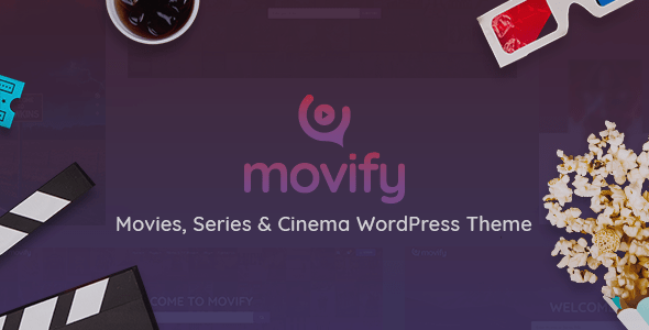 Movify – Film and Cinema Theme  – WP Theme Download