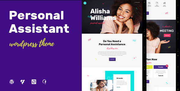A.Williams | A Non-public Assistant & Administrative Products and companies WordPress Theme – WP Theme Download