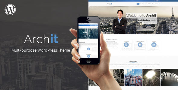 Archit – Structure Theme – WP Theme Download