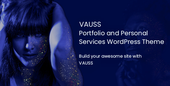 VAUSS – Portfolio and Non-public Services WordPress Theme  – WP Theme Download
