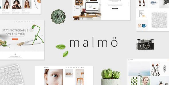 malmo a charming multi diagram theme download