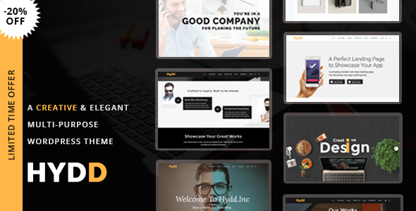 hydd ingenious multi cause wordpress theme download