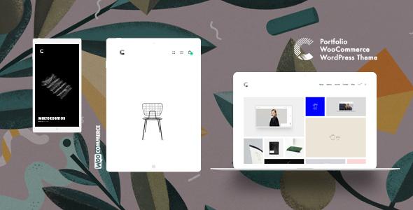 Calafate – Portfolio & WooCommerce Creative WordPress Theme – WP Theme Download