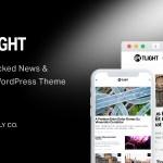 spotlight characteristic packed recordsdata journal wordpress theme download