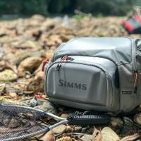 The Simms G4 Pro Sling Pack - How Good Is It?