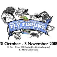 International Fly Fishing Malaysia Event 2018
