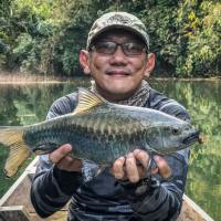 Epic Mahseer Fly Fishing Trip With David