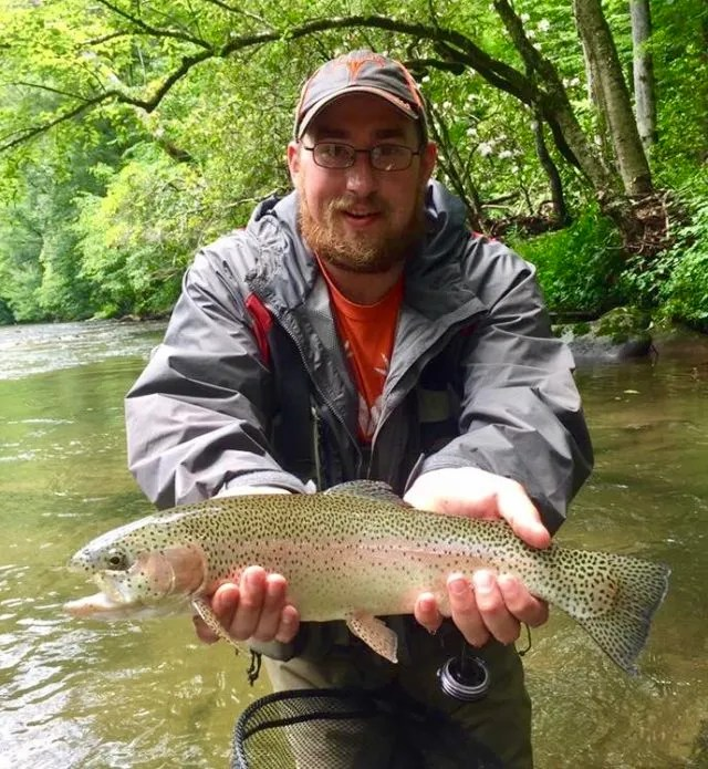 Summer Fly Fishing the Smoky Mountains, Fly Fishing the Smokies Rates, Guided Fly Fishing Great Smoky Mountains, Gatlinburg Pigeon Fly Fishing Guides,