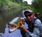 Jason Meszaros, Fly Fishing the Smokies, Guide