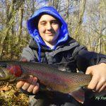 Fly Fishing, Cherokee, Guided Trips, North Carolina, Fly Fishing the Smokies