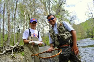 Fly Fishing, Gatlinburg, Pigeon Forge, Sevierville, Tennessee, Great smoky Mountains, Fly Fishing the Smokies, Eugene Shuler,