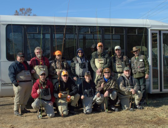 Trinity Baptist Church. Corporate and Group Fly Fishing, Fly Fishing the Smokies,