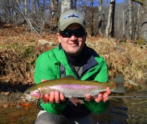 November Fly Fishing, Great Smoky Mountains Trout Fishing Guides, Fly Fishing the Smokies