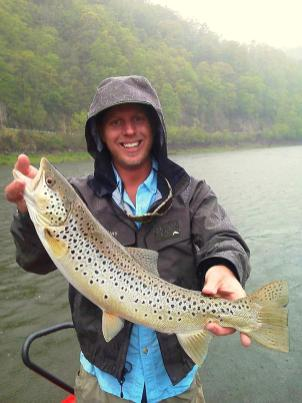 Bryson City Brown Trout