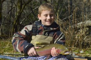 Bryson City Fly Fishing Guides, Fly Fishing the Smokies